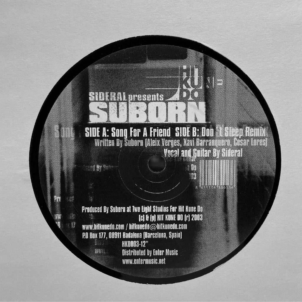 Sideral presents Suborn